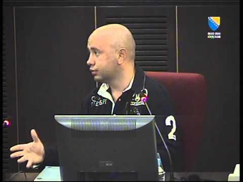Suđenje Turković - svjedok pokajnik Emir Zeković 09.11.2011.