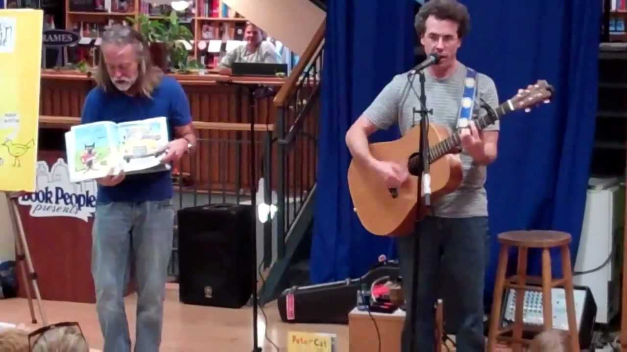 Pete The Cat Author Eric Litwin And Illustrator James Dean