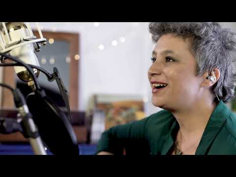 """La Flor del Jazmín"" (live session) // Luciana Jury"