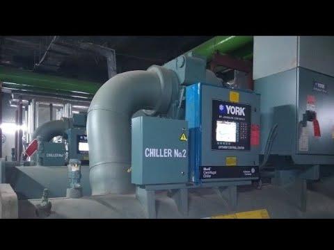HVAC Questions Answers (AHU, Chiller plant, FCU, CSU)