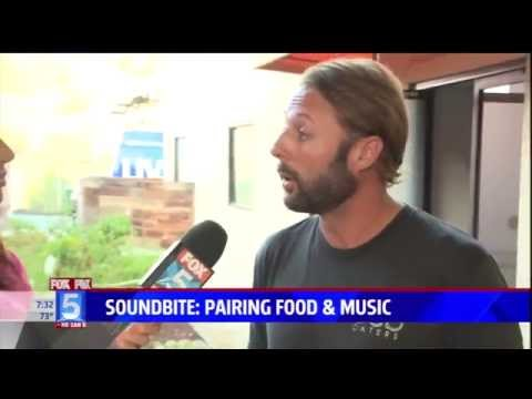 Eco Caters & 2Good2B on Fox 5 San Diego - 9/7/2015