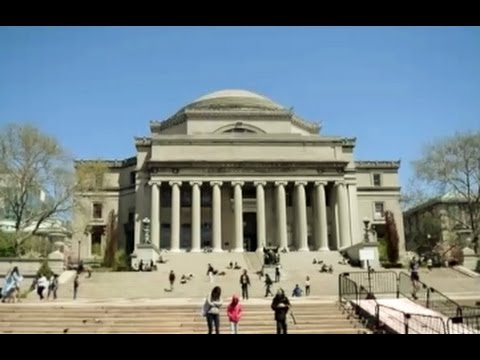 Columbia University Campus Tour - 2016