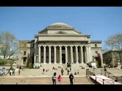 Columbia University Campus Tour