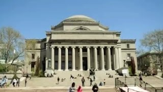 Columbia University Campus Tour