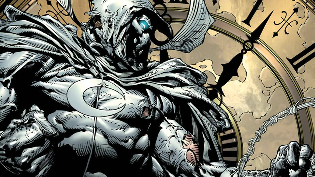 moon knight - photo #16