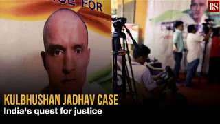 Kulbhushan Jadhav case: India's quest for justice