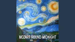 Mozart - Sonata No. 11 A major Alla Turca Allegro Moderato with Beach Waves and Ocean Sounds of...