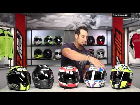 Race Helmet Overview & Buying Guide at RevZilla.com