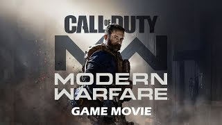 Call Of Duty Modern Warfare - Game Movie