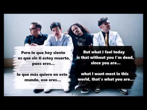 Eres [ESP/ENG lyrics] - Café Tacuba