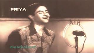 baharo ne jise chheda hai..Mukesh_Shewan Rizvi_Gyan Dutt_Sunehre Din1949..a tribute