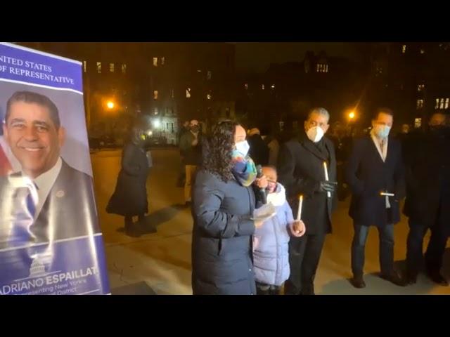 Asambleísta Carmen De La Rosa asegura que se va a terminar con la pesadilla de Donald Trump