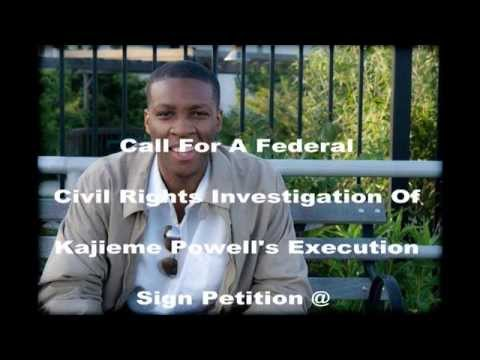 Kajieme Powell Execution Mobile Site
