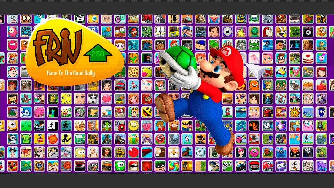 FRIV- Mario Bros y ... Mas cosicas - YouTube