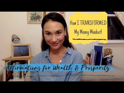 How I Train My Brain To Make More Money -  Affirmations For Wealth And Prosperity!