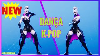 FORTNITE-NEW K-POP DANCE AT THE ITEM STORE TODAY. SKIN K-POP COMING SOON? 💃🏻