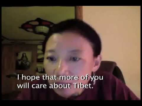 A Video Interview with Tsering Woeser