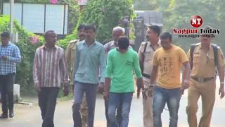 Nagpur Today Pairol Kaidi Farar
