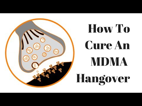 How to cure an MDMA hangover | MDMA Pharmacology | Harm Reduction