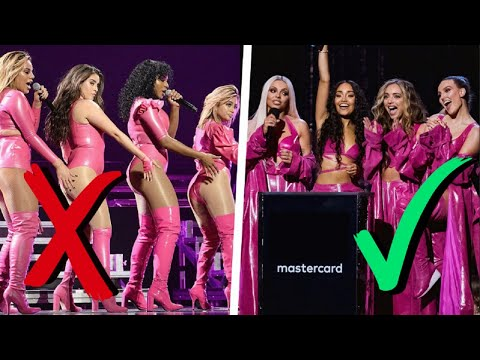 Why Fifth Harmony FLOPPED But Little Mix SUCCEEDED!
