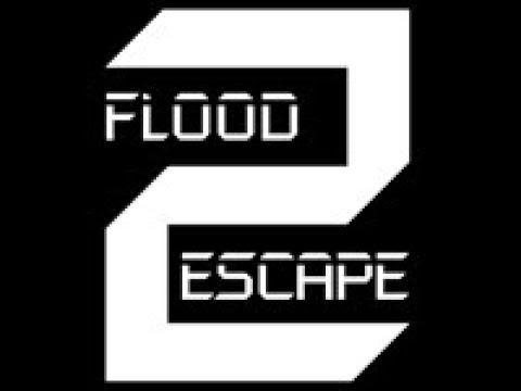 Roblox Flood Escape 2 (Test Map) - Chemical Plant (Easy)