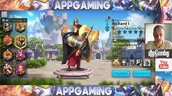 Rise of Kingdoms deutsch - Richard ist da! 50k+ Gems ins Glücksrad!