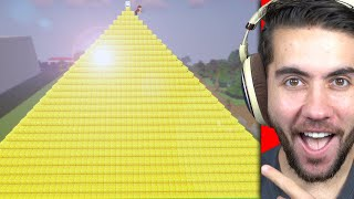 So I Stole An Entire Beacon In Minecraft... | Minecraft Theives Guild E2