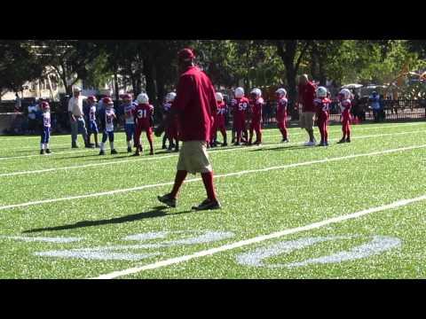 Mattapan Patriots vs. Somerville 2014 season