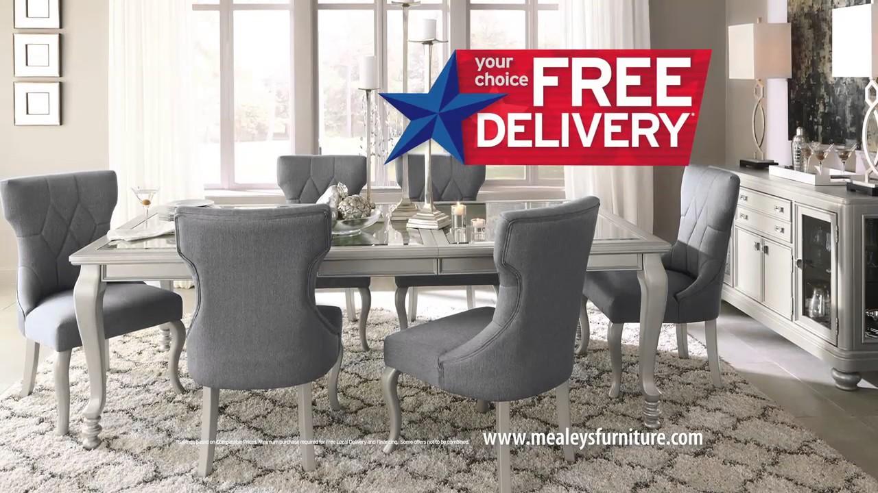 Memorial Day Savings At Mealeyu0027s Furniture