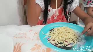 Meet Funny Pasta Girl of Qatar