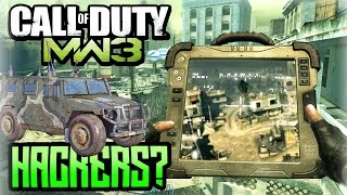 PLAYING MW3 WITH HACKERS!? COD MW3 Live ! (Call Of Duty: Modern Warfare 3 Gameplay)