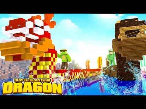 DRAGON BOAT CHALLENGE - How To Train Your Dragon w/TinyTurtle