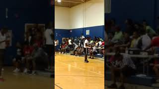 Noah Hosley Dwight Harris Basketball Award Day 2017