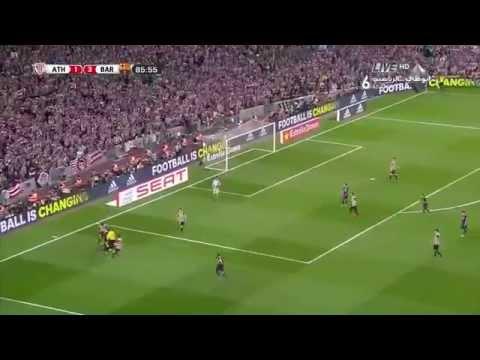 Barcelona vs Athletic Bilbao 3 1 - Full Match 30-05-2015 ...