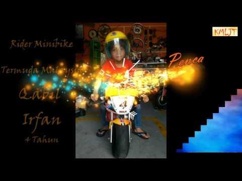 Qabil Irfan kid rider