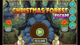 Avm Christmas Forest Escape Walkthrough [AvmGames]