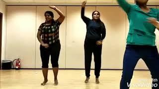marugo marugo Rehearsal by Swathi dancers