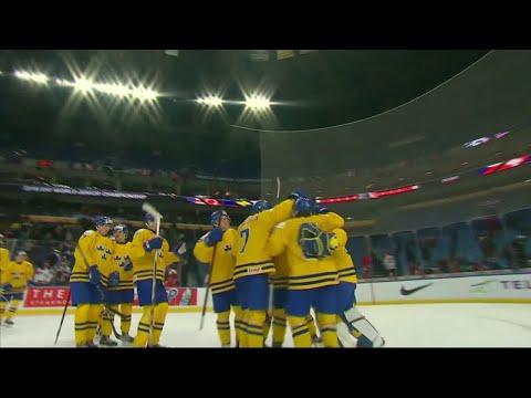 Höjdpunkter: Sverige gruppetta efter straffseger mot Ryssland - TV4 Sport
