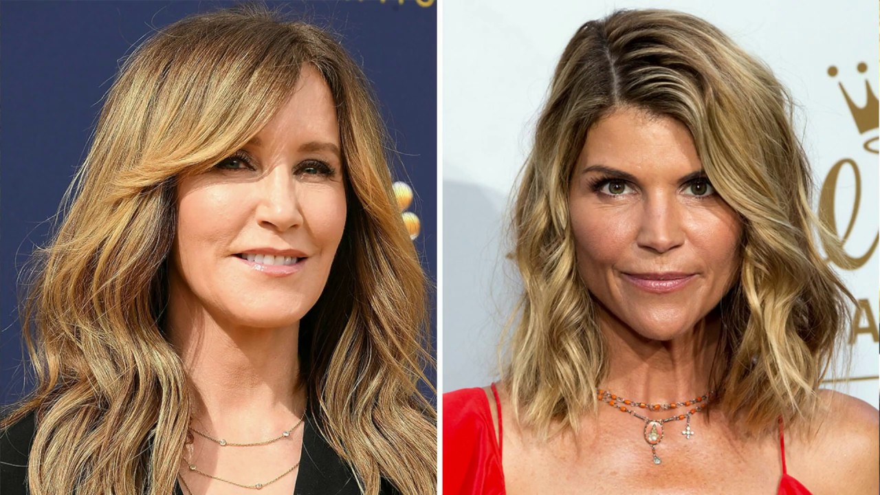 Hollywood stars Felicity Huffman and Lori Loughlin indicted in SCAM