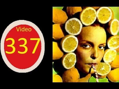 Limones en Conserva(Tcnica Africana) Sabrosos!