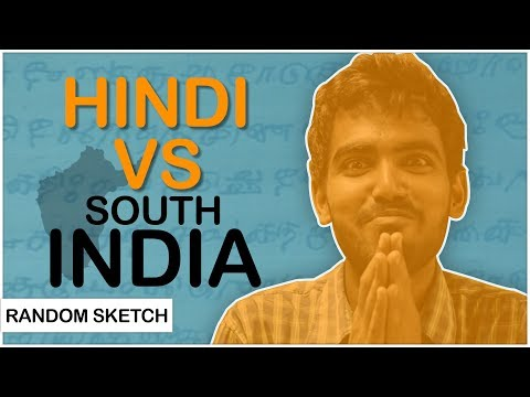 Hindi Vs South India with Subtitles| Team NYK | Nee Yaaruda Komali | #4
