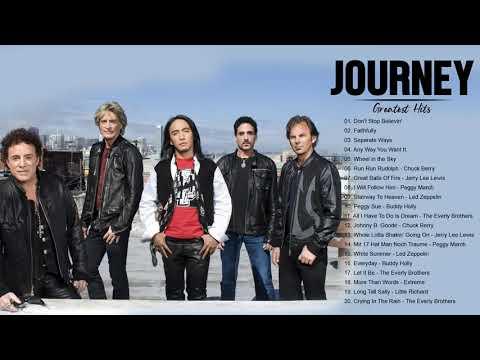 Journey Greatest Hits Full Album – Best Songs Of Journey Playlist 2021