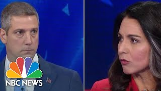 Tim Ryan, Tulsi Gabbard Spar On Afghanistan | NBC News