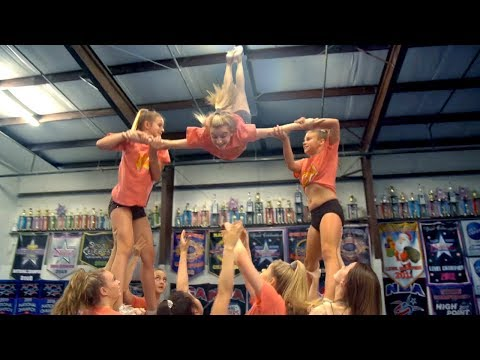 Small Gym Strong  Cheerleaders Champions League EP 2