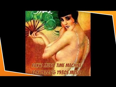 Crazy 1920s Jazz Age Music  @Pax41