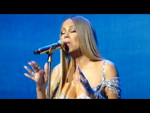 Mariah Carey - Against All Odds (Sweet Sweet Fantasy Tour) - Oslo