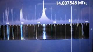 как слушать КВ диапазон на смартфоне с помощью RTLSDR V3