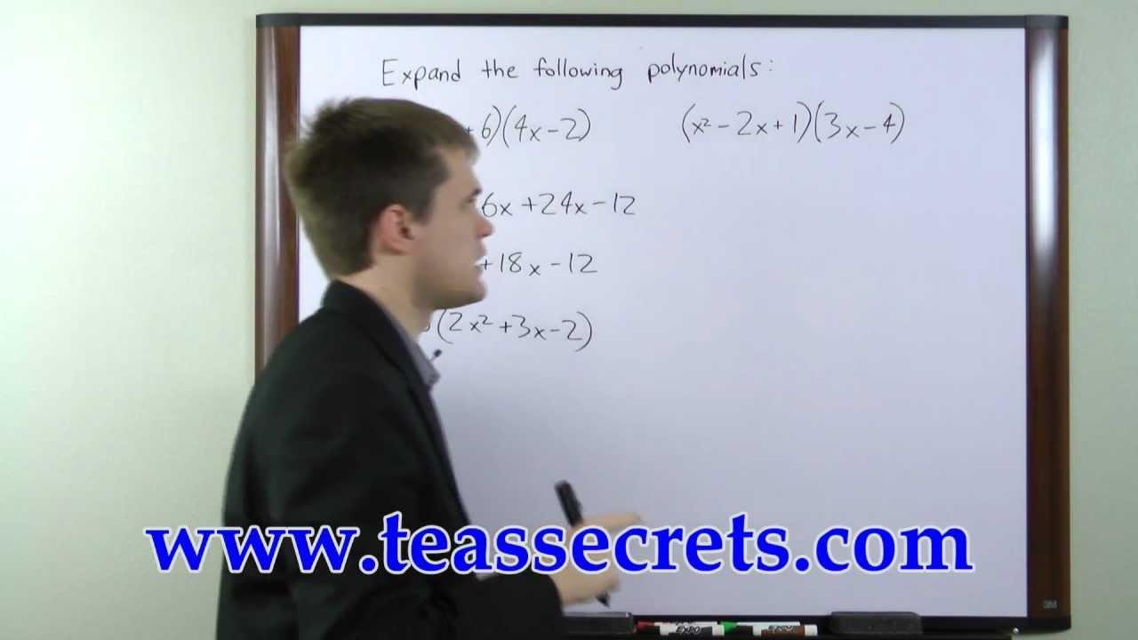 TEAS V Test Review - TEAS Math Practice - YouTube