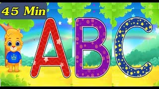 Learn to Read and Write ABC Alphabet in Capital Letter + many more