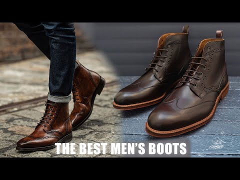 The BEST / MUST HAVE Mens Leather Boots Right Now - Somiar Boots Review & Unboxing